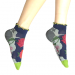 Socquettes Trois Roses