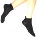 Socquettes Maille Dévorées Noir