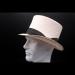 Haut de forme Blanc Panama